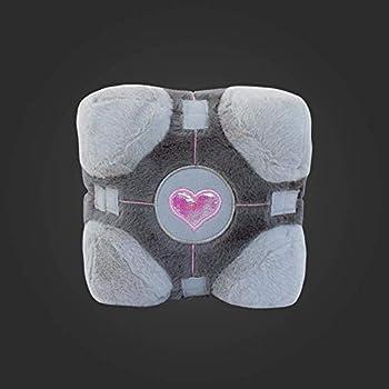Mighty Fine Portal 7  Companion Cube Plush