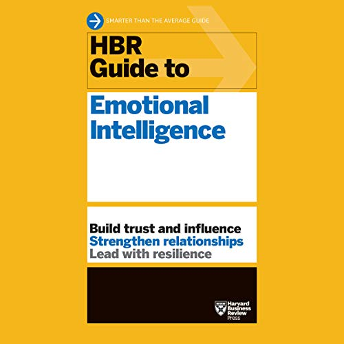 HBR Guide to Emotional Intelligence audiobook cover art