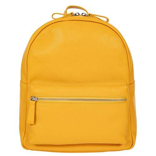 Rucksack X-Bag Leder, Einheitsgröße.Sunflower