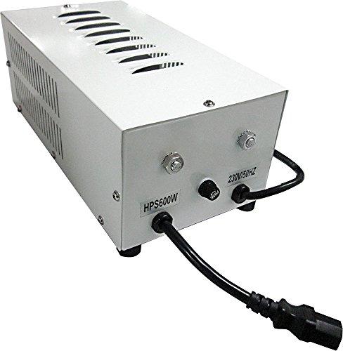 Xtrasun XT600EU - Balastro magnético de 600 w
