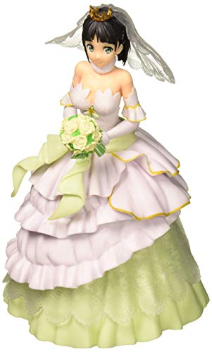 Banpresto Sword Art Online Code Register Exq Figure-Wedding・Suguha-, Pink, 9in