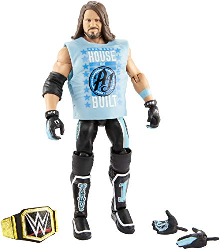 WWE AJ Styles Elite Collection Action Figure