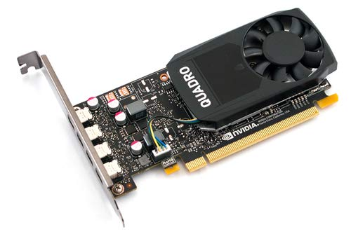 S F T FUJITSU NVIDIA Quadro P1000 4 GB 4X miniD