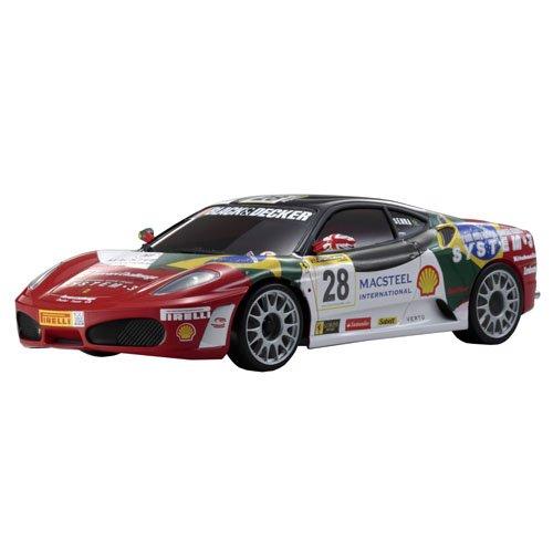 Carrosserie Mini-Z Kyosho Ferrari F430 Challenge n28