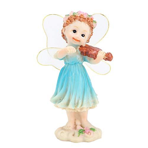 庭の装飾、美しい樹脂素材実用的な装飾品公園のショッピングモールの妖精の装飾品