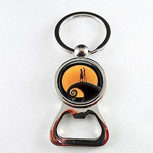 Jack, Sally & Moon Bottle openers