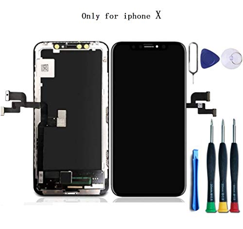 Top clwhj premium screen replacement compatible with iphone 8 plus 5.5 for 2021