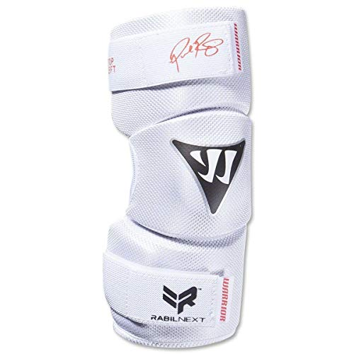 Warrior Youth Rabil NXT Arm Pad, White, Large