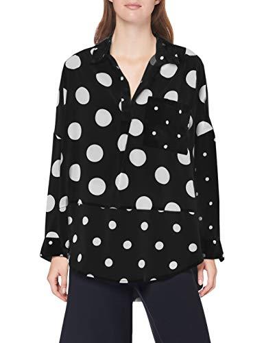 French Connection Damska koszula Alanga Dotty Popover