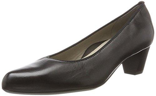 ara Knokke, Zapatos de tacón con Punta Cerrada para Mujer, Negro 06, 38 EU