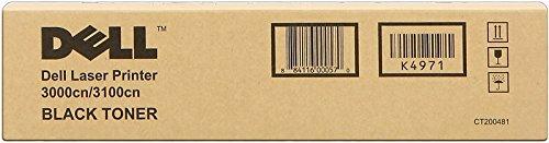 Dell Toner schwarz, 4.000 Seiten, für 3000cn/3100cn