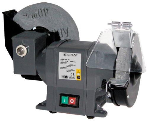 YAMATO 7020510 Esmeriladora/Afiladora 150/200 mm, 250 W, gris