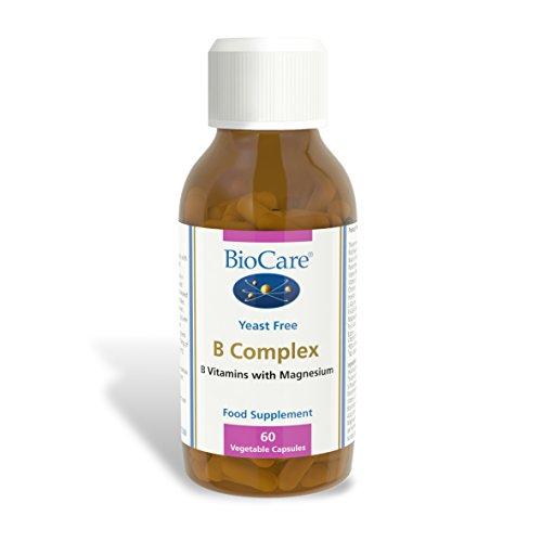BioCare B Complex 60 Capsules