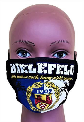 Bielefeld Maske 2.0, OP-Masken-Cover, MNS Masken-Cover, MNS-Maske Schutzhülle, oder einfach DIE MASKE FÜR DIE MASKE