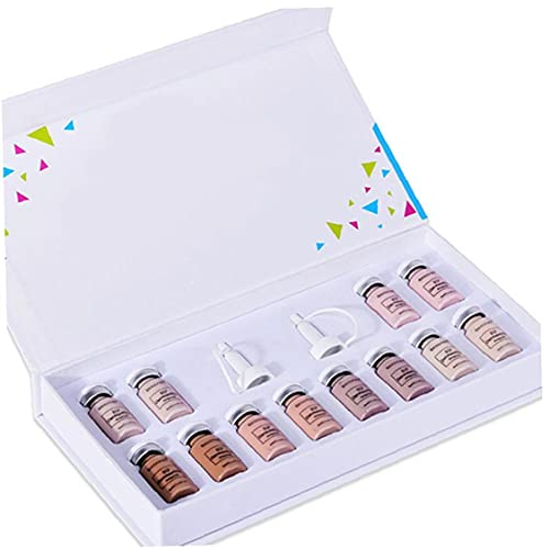CUCUFA BB Cream Glow, Fundación behandling Starter Kit líquido para blanquear de la Piel Blanqueador style2