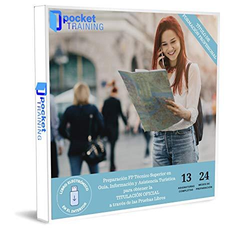 POCKECT TRAINING | Curso Online y Guía de Formación | Preparación FP Técnico Superior en Guía, Información y Asistencias Turísticas | Formación Profesional