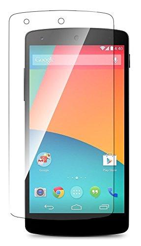 Accessory Master 5055907857740 Vidrio Templado Protector de Pantalla para LG Google Nexus 6