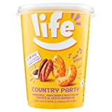Life Country Party Mandorle, Anacardi e Noci Pecan - 70 G