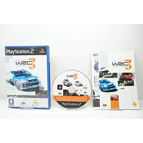 WRC 3 (UK)