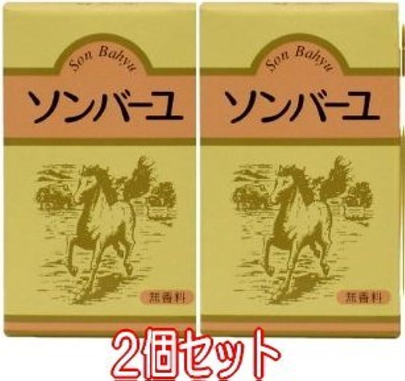 公りんごレパートリーソンバーユ 無香料 70ml×2個セット
