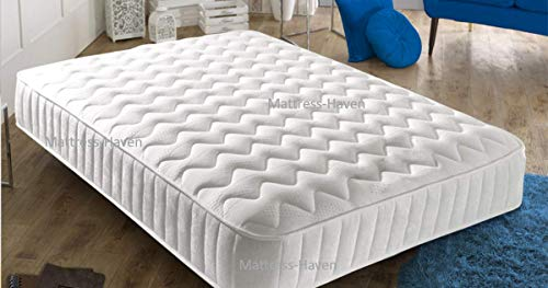 Mattress-Haven Orthopaedic Memory Foam Mattress   Anti Allergy   Rolled Up   Made in UK   4FT6 -...
