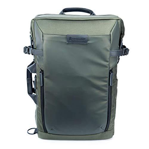 Vanguard Veo Select 49GR - Mochila y Bolso 2 en 1, para Uso Fotográfico y Diario, Color Verde, l