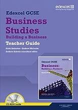 Edexcel GCSE Business: Building a Business Teacher Guide: Unit 3