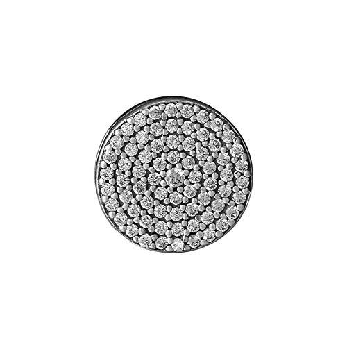 YuuHeeER 2018 Otoño Reflexiones deslumbrantes elegancia Clip Bead plata 925 DIY se adapta a kits de fabricación de joyas