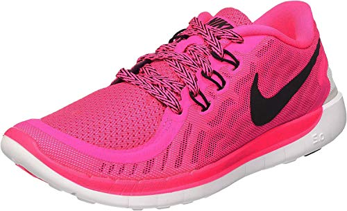 Nike Free 5.0 GS Running Shoes - Pink Pow