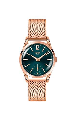 Henry London Armbanduhr HL30-UM-0130