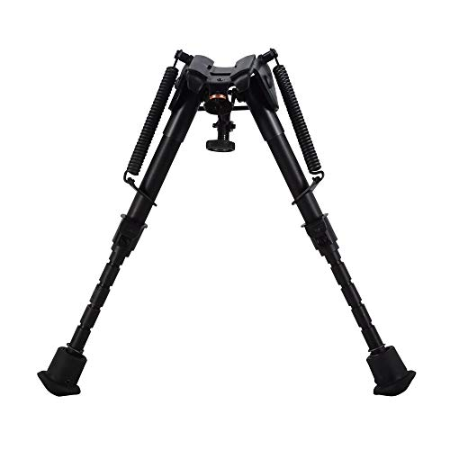 Harris Engineering 1A2-BRM Solid Base 6-9-Inch BiPod by