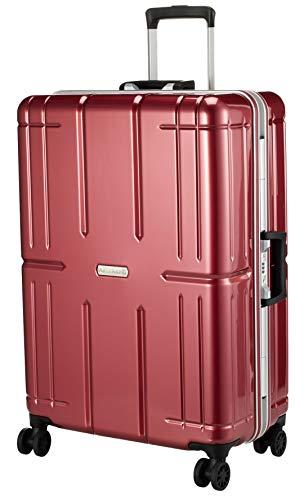 [エー・エル・アイ] スーツケース AliMax2 ハードキャリー 80L 5kg ワインレッド
