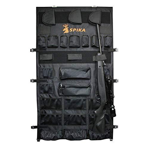SPIKA Large Pistols Handguns Rifle Gun Safe Door Panel Organizer (28W48H)