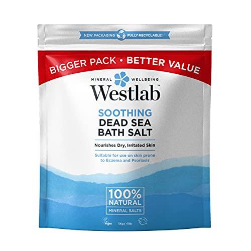 Westlab Soothing Dead Sea Bath Salt | 5kg