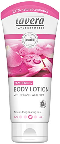 lavera Pampering Body Lotion ∙ Ultra Hydrating ∙ Organic Wild Rose ∙...