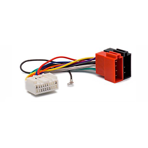 CARAV 12-130 ISO-F Radio Adapter Neue 20pin Stecker/ohne Navigation/Nicht für Rockford FOSGATE Verstärker Anschluss Kabel Adapter