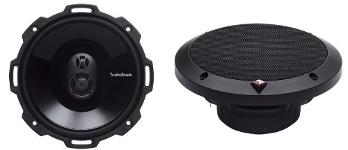 "Rockford Fosgate P1675 6.75"" 240W 3 Way Car Coaxial Audio Speakers Stereo"