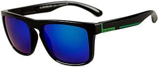 Gysad - Gafas de sol Con estilo Gafas de sol hombre Bloqueo de los rayos ultravioleta Gafas de sol hombre retro Gafas de sol hombre baratas