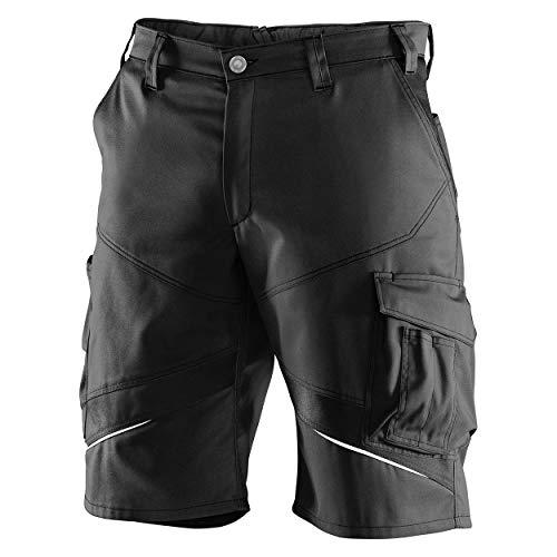 KÜBLER ACTIVIQ Shorts, Farbe: Schwarz, Größe: 54
