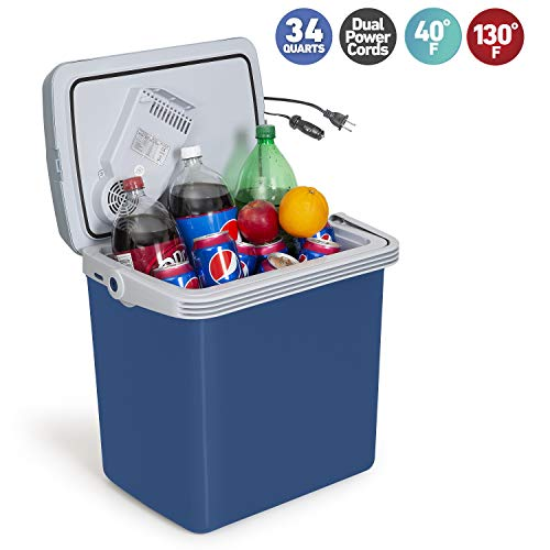 K-Box Electric Cooler and Warmer for Car and Home...