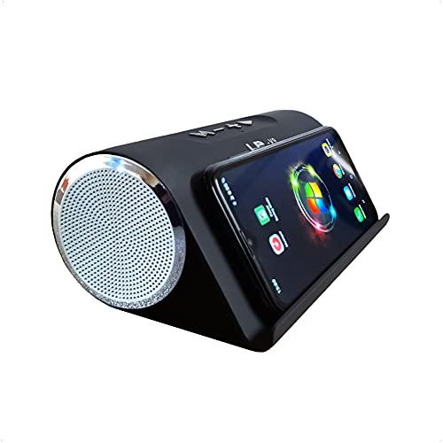 Enceinte Bluetooth Wireless 80 DB Haut Parleur Subwoofer Portable SuperBass pour Smartphones Tablettes, Computers, Laptops, Art Tech Lab