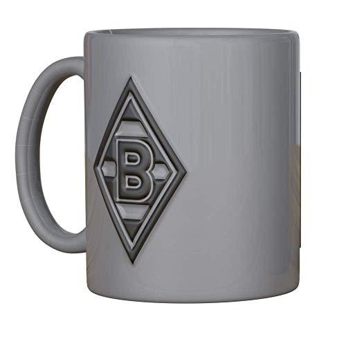 Borussia Mönchengladbach Tasse, Becher, Kaffeetasse Relief