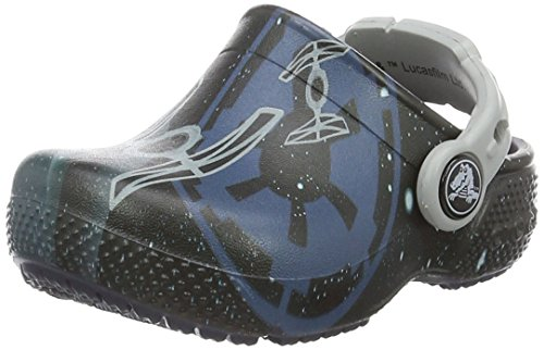 Crocs Fun Lab Star Wars K, Sabot Bambino, Blu (Navy), 23/24 EU