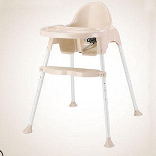 LJHA ertongcanyi Chaise à Manger Portable BB Tabouret Pliant Multifonctionnel Chaise de Salle à Manger Manger Chaise Tabouret 6 Couleurs en Option (Couleur : A)