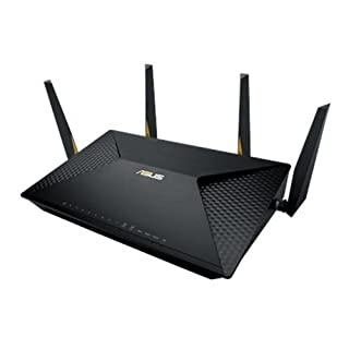 ASUS BRT-AC828 AC2600 Dual-WAN Wi-Fi Router, Up to 200 Concurrent Users, IPSec VPN, VLAN, Captive Portal, Facebook Wi-Fi, Intrusion Prevention, Teaming Ports, 3G/4G Support, M.2 SATA (B076ZXSDZB) | Amazon price tracker / tracking, Amazon price history charts, Amazon price watches, Amazon price drop alerts
