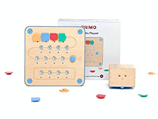 Primo Toys 1 Cubetto Playset Coding Toy (B01N02G5ET) | Amazon price tracker / tracking, Amazon price history charts, Amazon price watches, Amazon price drop alerts
