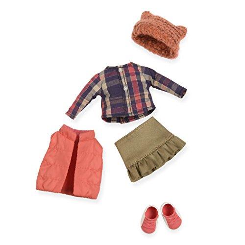 LORI LO30004Z - Ropa para muñecas - Camiseta y falda