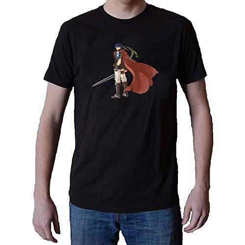 Ksiwre Homme Short Sleeve Cotton Manches Courtes/T Shirt Fire Emblem - Radiant Dawn Medium
