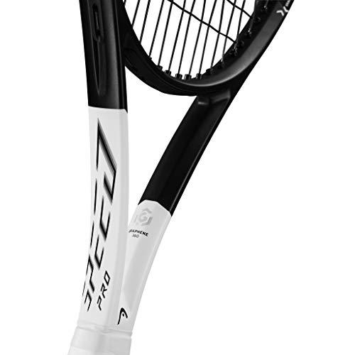 HEAD 2019 Graphene 360 Speed Pro - Quality String - Novak Djokovik Racquet (4-3/8)