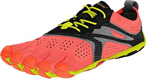 Vibram FiveFingers 17W7004 V-RUN, Sneaker Damen, Orange (Feurige Koralle), 39 EU